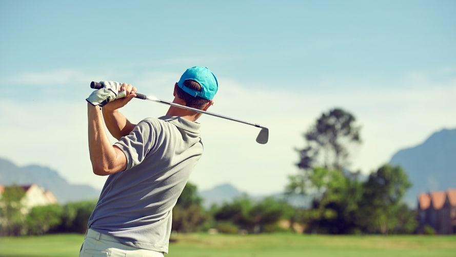 ゴルフ用帽子のマナー