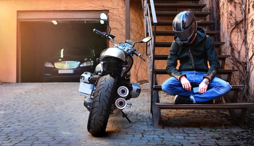 バイクカバーの必要性