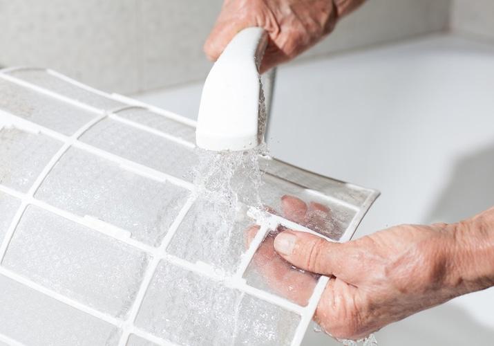 フィルタータイプ|丸洗いができてとても清潔