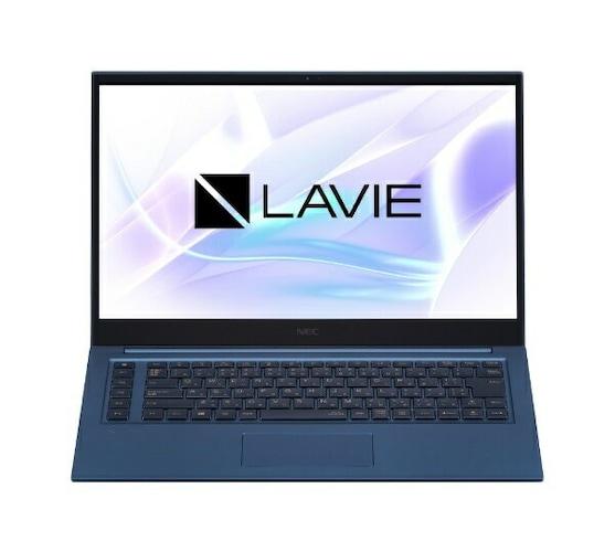 NECのノートパソコンの特徴