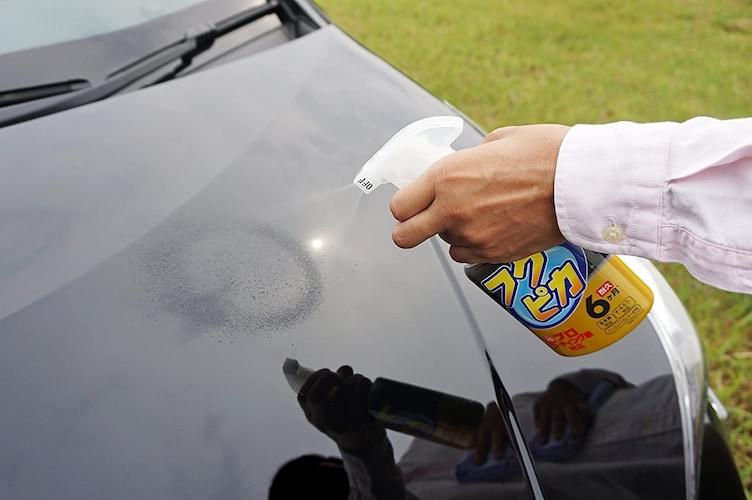 洗車の時間がない時の対処法
