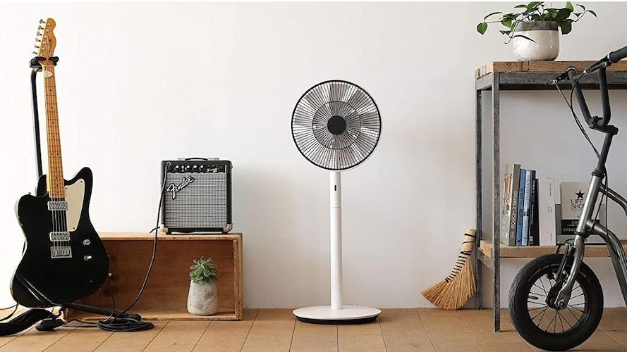 DCモーター扇風機とは?