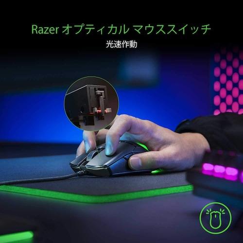 ▼Razer独自のスイッチ
