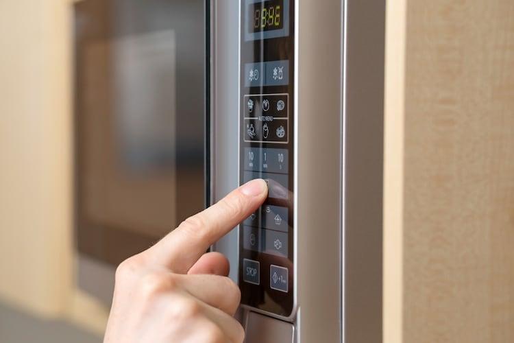 自動メニュー|ボタン1つで簡単自動調理