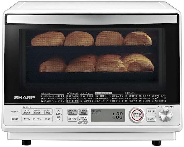 ▼2段調理:温度調節機能に優れたものが便利