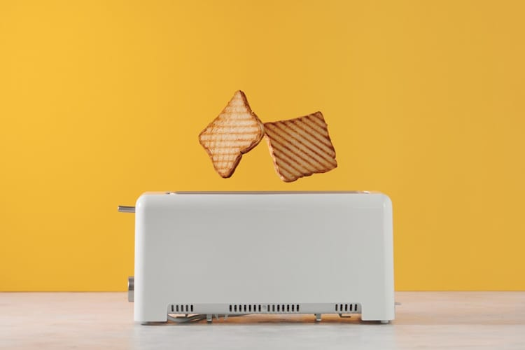 サイズ|パンの厚さと一度に焼ける枚数をチェック
