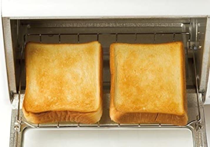 温度調節|トースターの焼き方や調理の幅が変わる