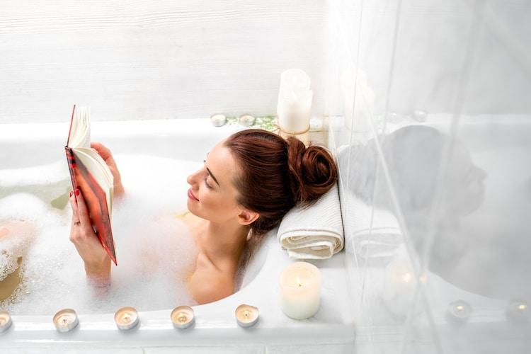 タイミングは、毛穴が開いてる入浴後がおすすめ