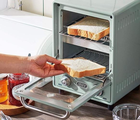 同時に焼けるパンの枚数|家族の人数や食べる枚数にあわせて