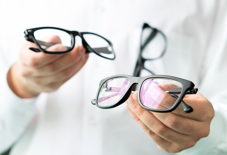 対応レンズ 特殊加工レンズには使える?購入前の確認を忘れずに