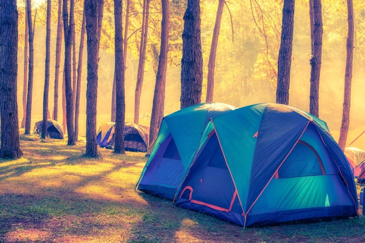コールマンのテントの特徴
