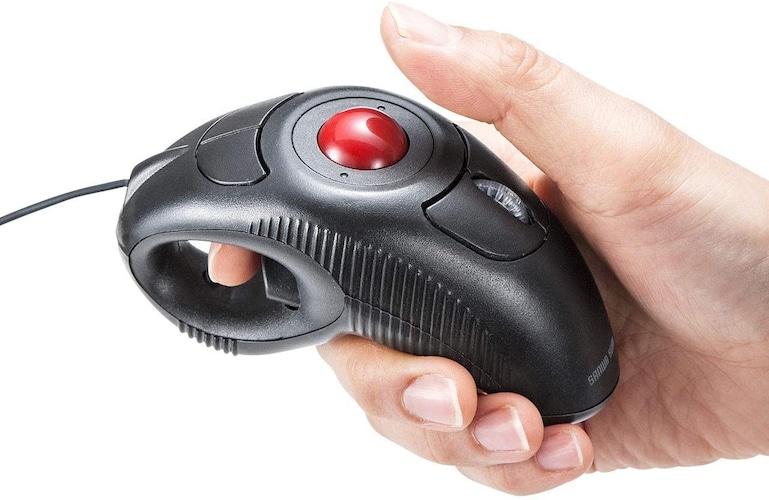 空中マウス・ごろ寝マウス|仕事のプレゼン、部屋でごろ寝しながらでも使用可能