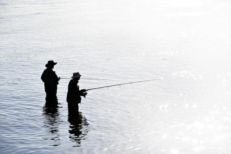 釣りスタイル