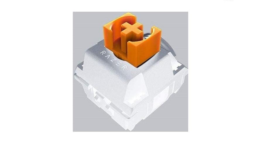 ■クセが少なく使いやすい「オレンジスイッチ」