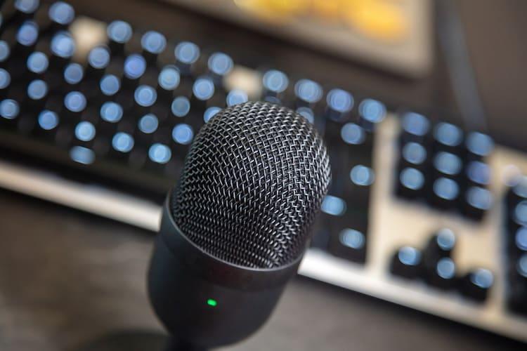 マイク音声キャプチャー ゲーム実況には必須の機能