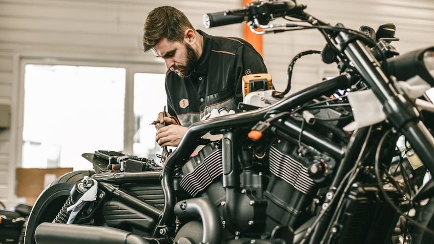 バイク用ドライブレコーダーの取付方法(取付場所)
