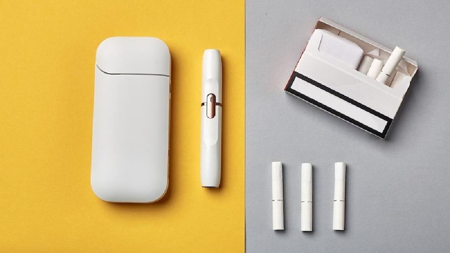 ★加熱式タバコと電子タバコの違いを比較!