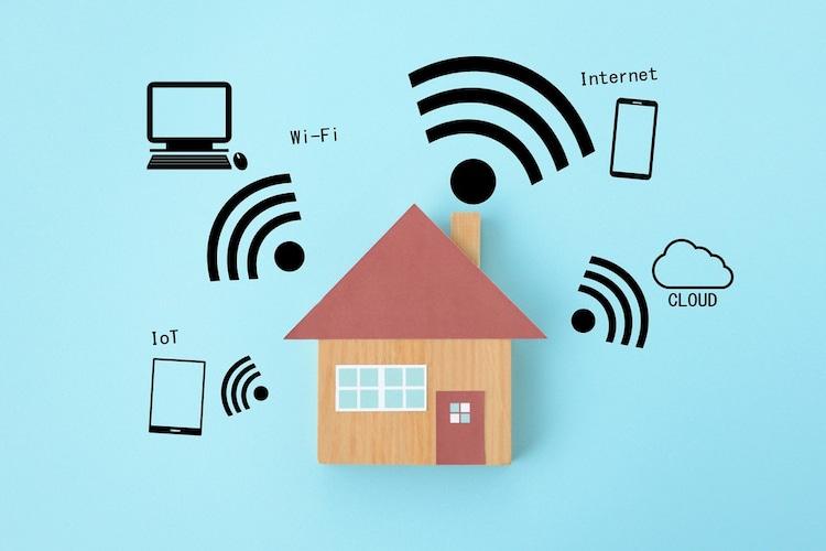 Wi-Fiのみで通信が行う「Wi-Fi 専用モデル」