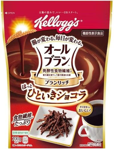 味|チョコなど好みに合わせて選ぶのも◎