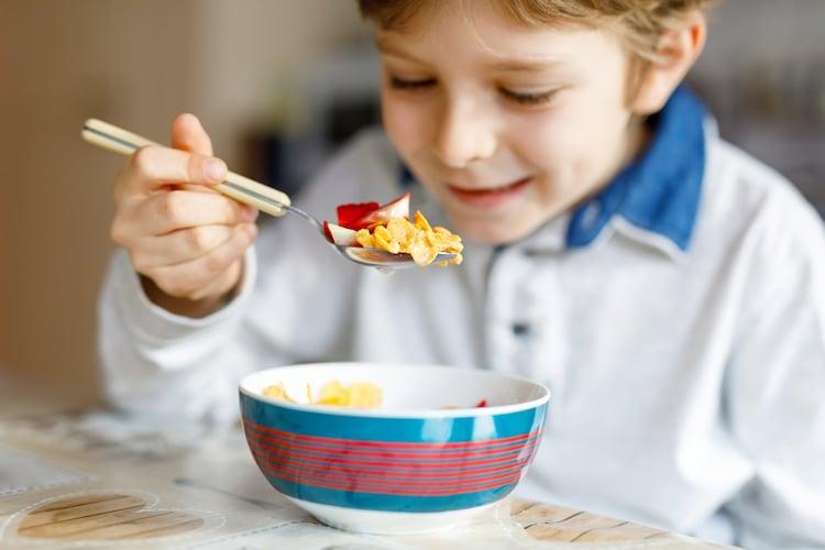 子供|栄養バランスに注意して選ぶのがポイント