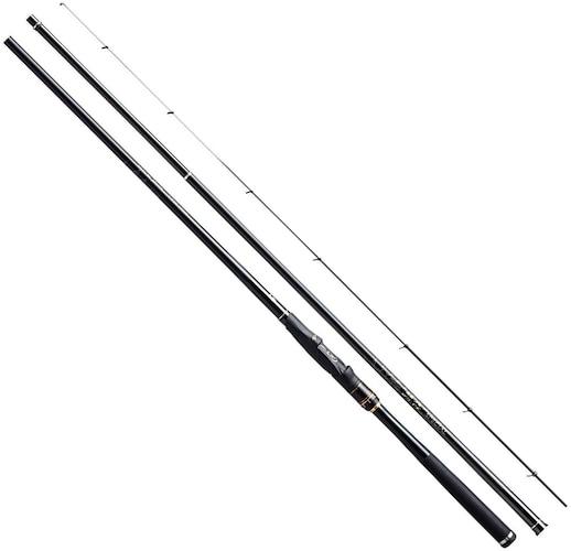 長さ 一般的な竿の長さは5.3m、初心者は取り回しやすい5m前後のものを