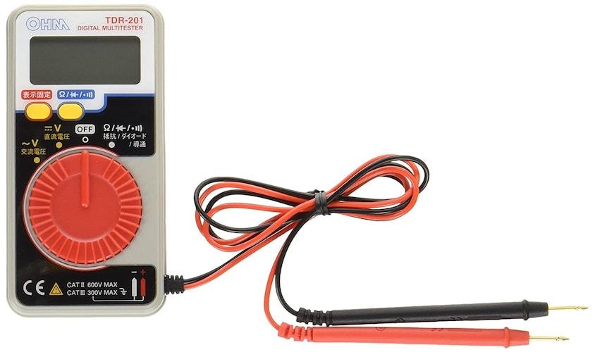 ■電源コードを調べるときは「導電ブザー付き」