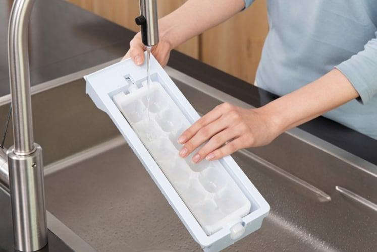 自動製氷機|浄水フィルターは3年ごとの交換がおすすめ