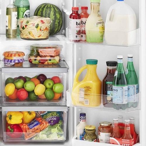 冷蔵庫の中身もおしゃれにしたい!おすすめの収納術は?