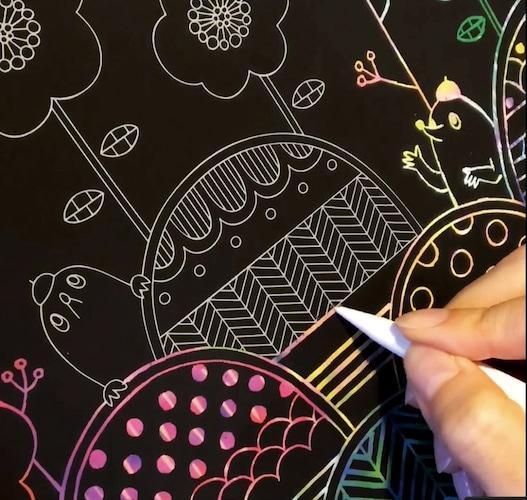 完成度アップのコツ|線の太さに応じてペンも変更するのがおすすめ