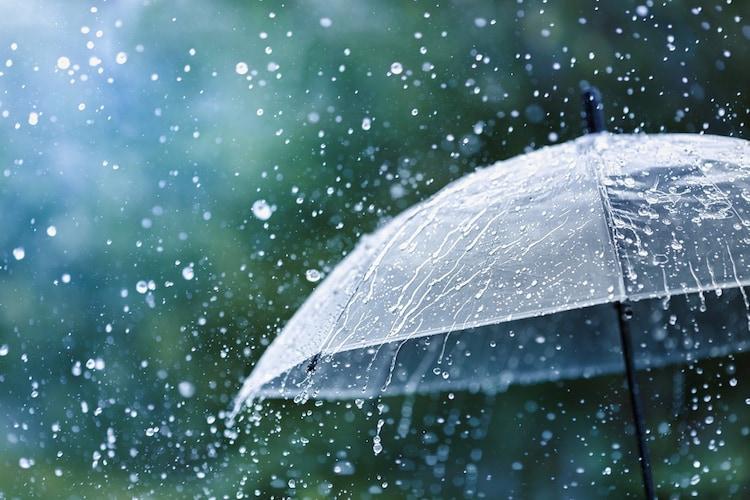 2.台風や強い雨の時は注意 使用を控えるのが一番