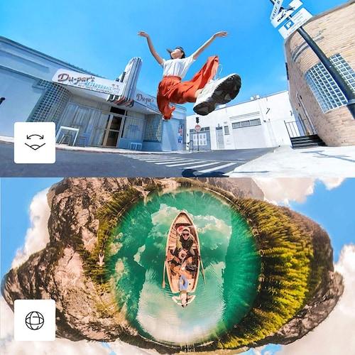 360度カメラとは?