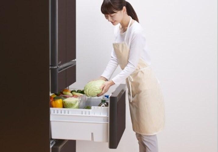 野菜室の位置|よく使う食材に合わせて決めるのがおすすめ
