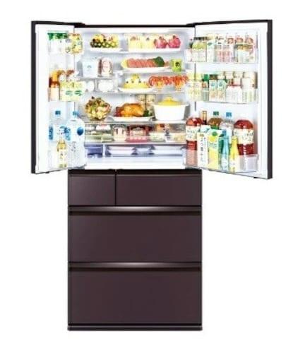 三菱の冷蔵庫は大容量&コンパクト!AI搭載モデルもおすすめ