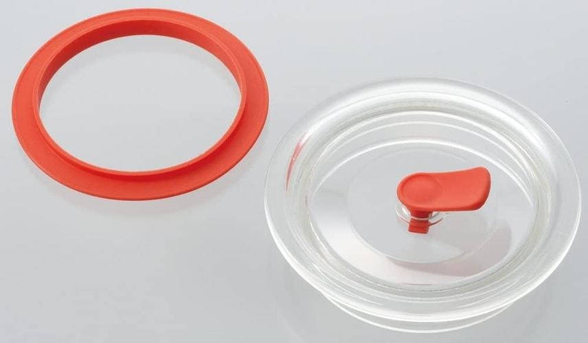 密閉性|バルブ、パッキン付きは液漏れしにくい!