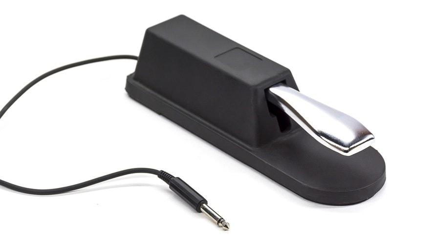 電子ピアノ ペダル