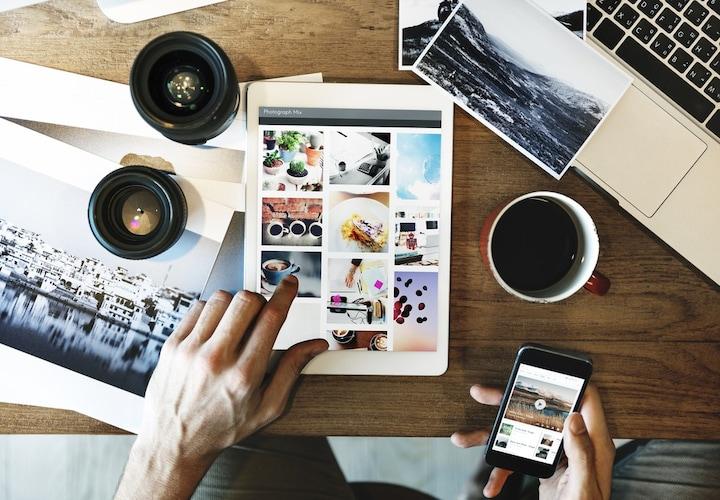 ストレージ|写真や動画、アプリをたくさん保存する方は64GB以上あると安心