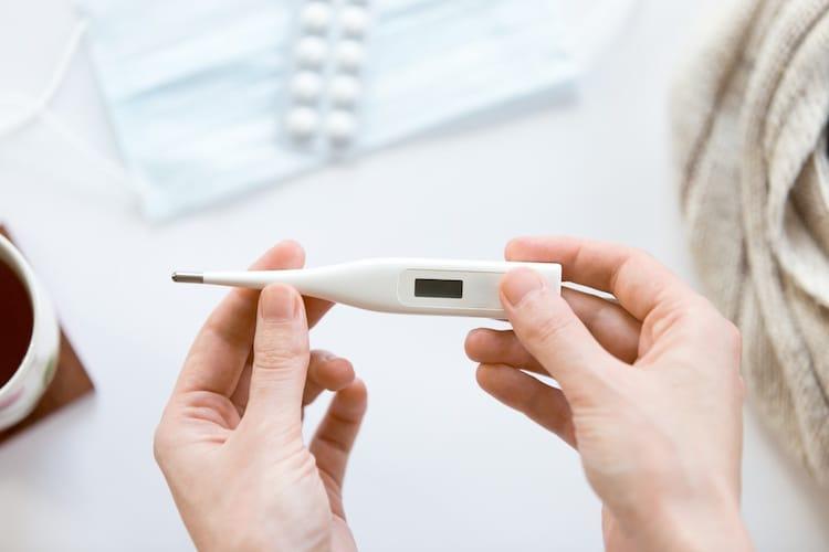 Q&A|体温計の正確な測り方やタイミングは?