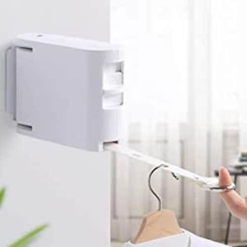 ワイヤータイプ|バスルームなどで簡単部屋干し