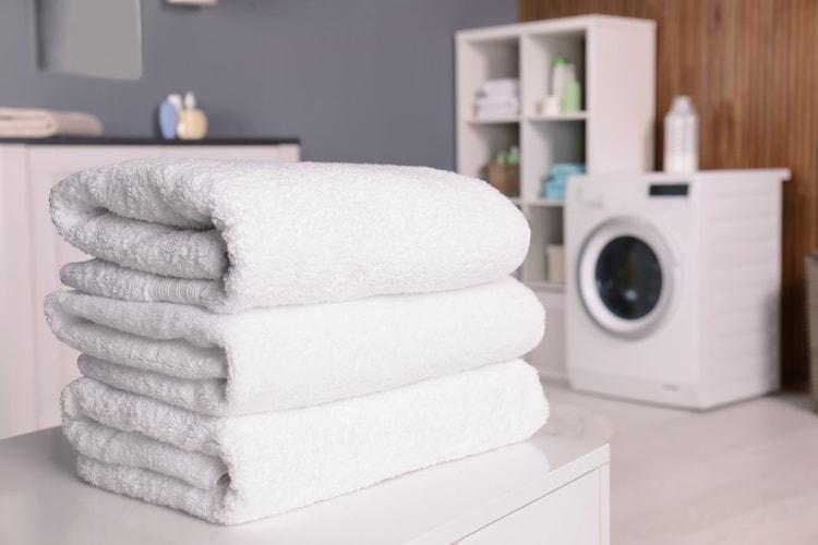 Q&A バスタオルの洗い方やふんわりと乾かす方法は?