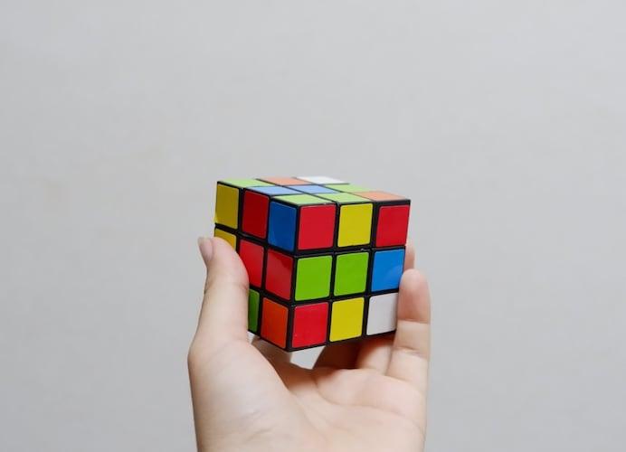 ルービックキューブの魅力は?