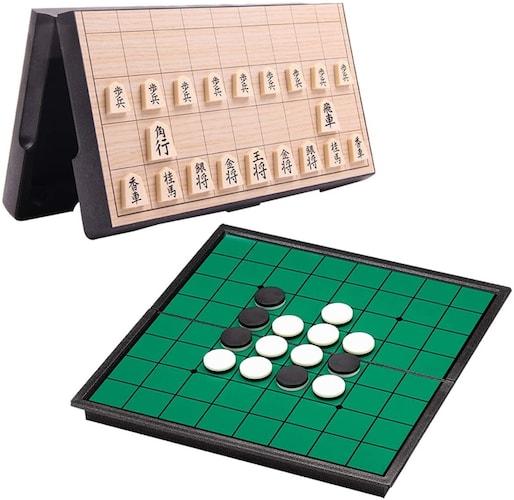 ゲーム性|リバーシだけでなく将棋やチェスが楽しめる