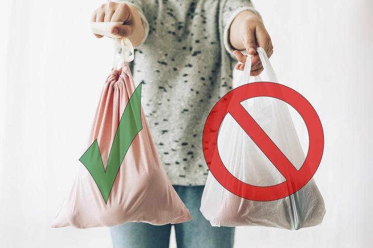 エコバッグとレジ袋どっちがお得?
