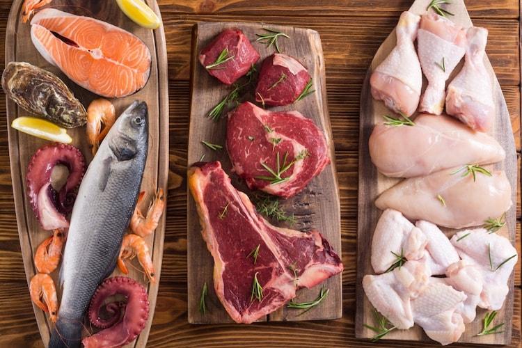 【その他】お肉や魚の鮮度を保ちやすい引き出しも多種多様