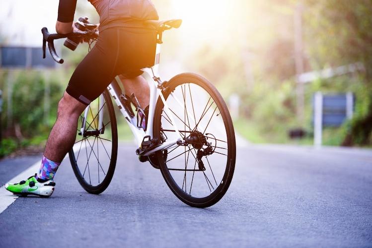 自転車のパンク修理キット