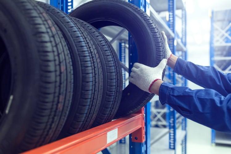 タイヤの種類|チューブタイプとチューブレスタイプ