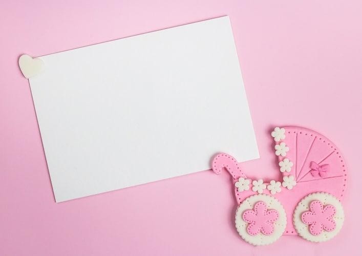出産祝いにメッセージカードを添えたい!おすすめの文面は?