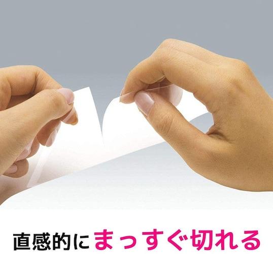 剥がし方 カッターを使わなくても剥がせるものも