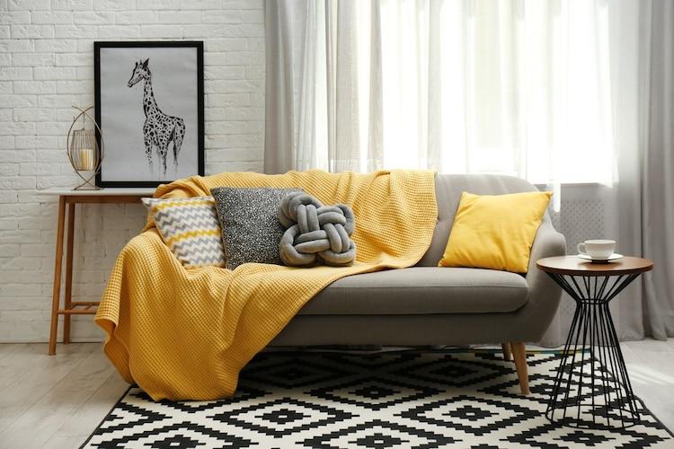 デザイン|好みの色や柄で部屋のアクセントに