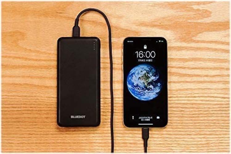●モバイルバッテリーのメリット