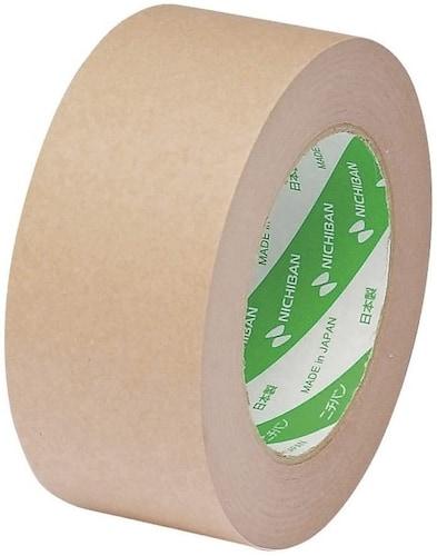 【クラフト(紙)テープ】粘着力は弱いが剝がしやすい